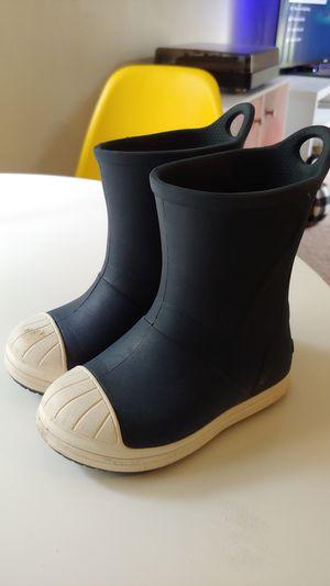 Kids croc rain boots for Sale in Jackson, MI