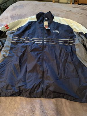 NEW Seahawks Coat - Size 2X for Sale in Shoreline, WA