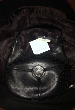 AUTHENTIC 100% REAL VINTAGE GUCCI PURSE for Sale in Las Vegas, NV