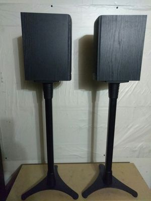Infinity Reference bookshelf speakers 100 Watts great shape for Sale in Montclair, CA