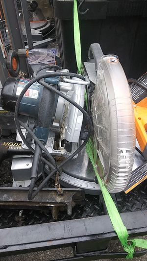 Ridgid saw and a table saw for Sale in St. Louis, MO