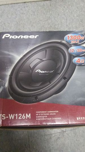 Pioneer 1300w for Sale in Eden, NC