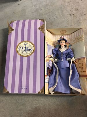 Collectors Barbie - Albee for Sale in Stafford, TX