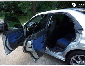 Subaru impreza WRX STI for Sale in Manassas, VA