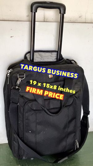 Business luggage firm price for Sale in Glendale, CA
