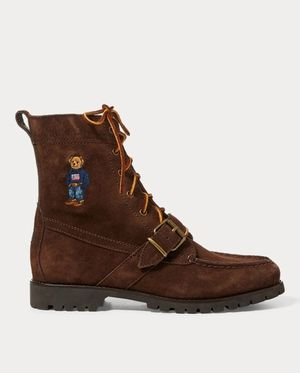 Ralph Lauren Ranger Boots Polo bear detail for Sale in Brownsburg, IN
