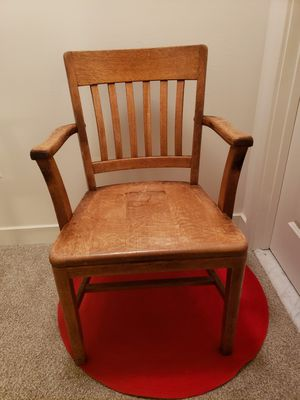 Wood chair for Sale in Silver Spring, MD