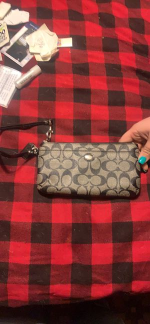 Coach wallet for Sale in Capitol Heights, MD