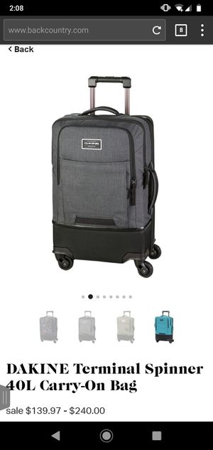Dakine luggage for Sale in San Diego, CA