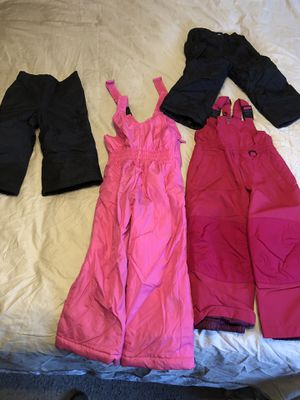 Brand new kids & toddler ski, snowboard, and snow play clothes, gloves etc $19 and up for Sale in Fresno, CA