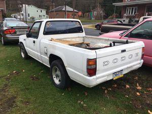 1990 Dodge Ram 50 RWD 5spd $750. for Sale in Zerbe, PA