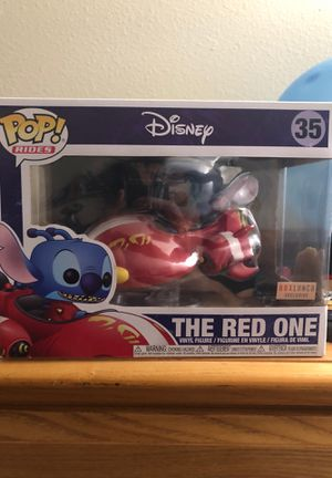 The Red One (Stitch Pop Rides) for Sale in Tualatin, OR