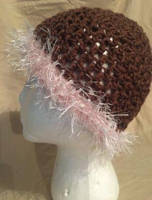crochet beanie hat for Sale in Lakeland, FL