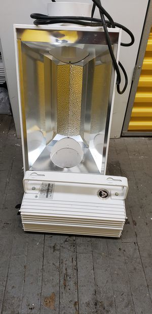 1000 Watt HPS Grow Light (hydroponics or Indoor farming) for Sale in Chicago, IL