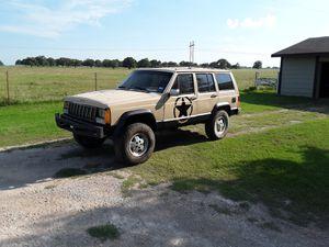 1989 Jeep Cherokee (XJ) 4x4 for Sale in Bellevue, TX