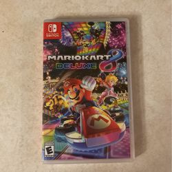 Nintendo game (Mario kart deluxe) for Sale in Hilton,  NY