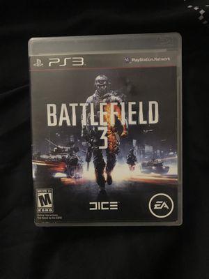 PS3 battlefield for Sale in Houston, TX