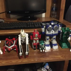 Power Ranger Toys Lot for Sale in Riverside, CA