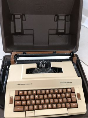 Smith Corona Electric Typewriter for Sale in Clearwater, FL