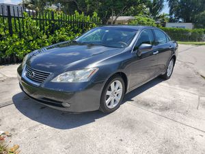 2009 Lexus ES 350 ASKING $2250 DOWN BUY HERE PAY HERE OR $4500 CASH!!!! for Sale in Miami, FL