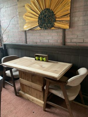 Reclaimed wooden kitchen table for Sale in Buffalo, NY