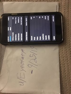 iPhone 7 Plus 32gb (at&t) for Samsung plus cash for Sale in Stonecrest, GA