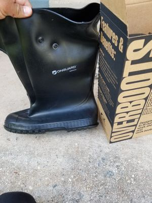 Boots for work for Sale in Woodbridge, VA