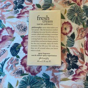 Fresh Cream Perfume for Sale in San Antonio, TX
