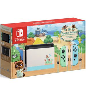 Nintendo Switch Console Animal Crossing Special Edition BRAND NEW SEALED! PRICED TO SELL NO HAGGLING ON PRICE! $410 CASH ONLY! No trades! for Sale in Phoenix, AZ