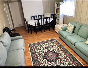 Beautiful basement Rent 2 bedroom, 1 bathroom, and a kitchen, furnished, large basement with separate entrance. for Sale in Fairfax, VA
