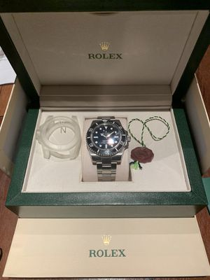 Rolex Submariner Ceramic Steel and Black No Date for Sale in Seattle, WA