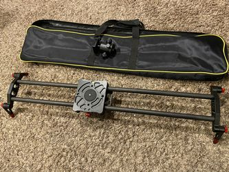 Koolertron Carbon Fiber DSLR Slider for Sale in Reynoldsburg,  OH