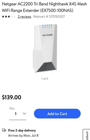 New and Used Netgear extender for Sale in Florence, SC - OfferUp