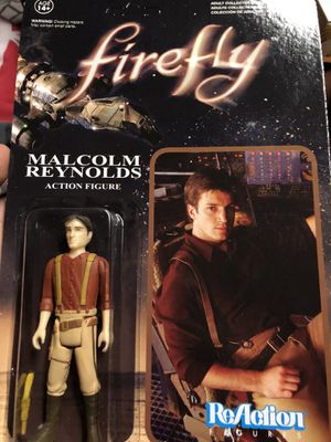 Collectibles/action figure Malcolm Reynolds for Sale in Saint Clair Shores, MI