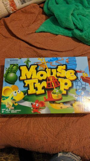 Mouse Trap Kids Game for Sale in Raleigh, NC