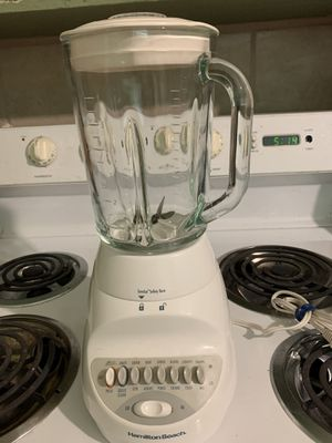Hamilton Beach multi speed blender glass container for Sale in Tampa, FL