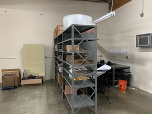 Industrial shelving for Sale in Redmond, WA
