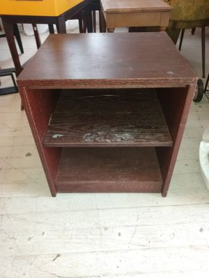 3 small wood shelves$20 each for Sale in Greensboro, NC