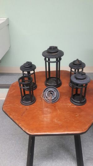 Antique/ Vintage outdoor Lamps for Sale in Boston, MA