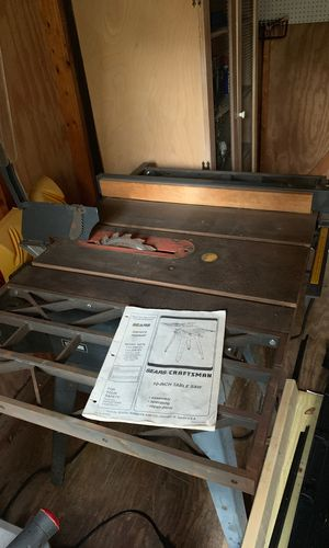Table saw for Sale in Woodbridge, VA