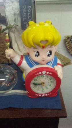 Sailor Moon Clock for Sale in Vancouver,  WA