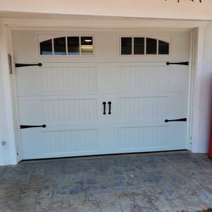 New Garage Door Spring/ Opener /Panels /keypad /controls /Rolers Tracks And More for Sale in Lynwood, CA