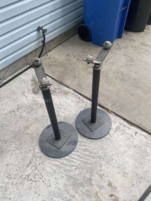 Welders pipe stands for Sale in Tampa, FL