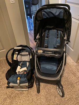 Car seat and stroller for Sale in San Diego, CA