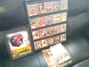 KC bundle, with Mahomes rookie card for Sale in Saint Robert, MO