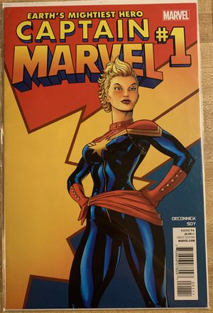 Captain Marvel 1 and 2 Kelly Sue Deconnick for Sale in Orlando, FL