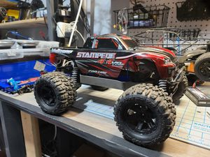 Traxxas stampede brushless 4x4 for Sale in Hollister, CA