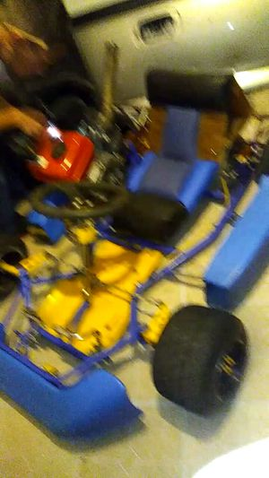 212 Pretor Racing Go Kart !!! for Sale in San Angelo, TX