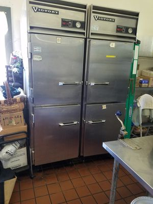 Double door refrigerator for Sale in San Francisco, CA