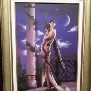 Giuseppe Armani Framed Canvas for Sale in Woodstock, GA
